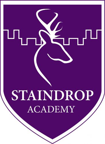 Staindrop School logo, Staindrop Academy logo